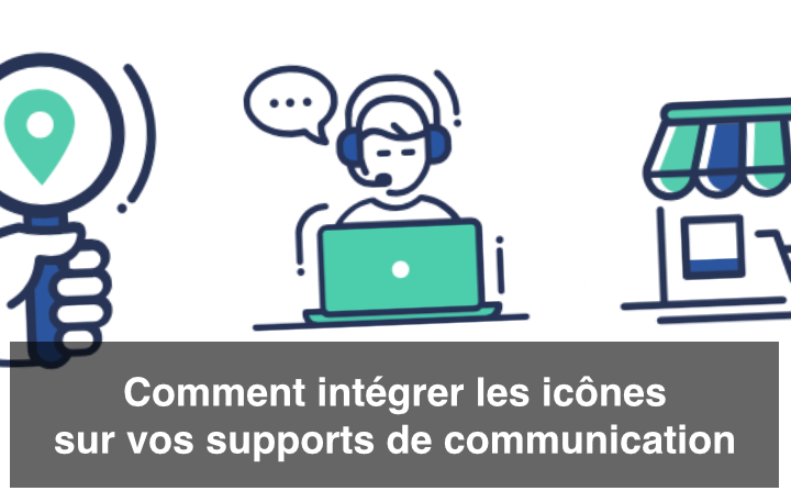 comment int u00e9grer les ic u00f4nes sur vos supports de communication