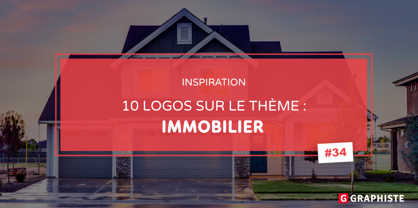 10 exemples de logo sur le th me immobilier. Black Bedroom Furniture Sets. Home Design Ideas