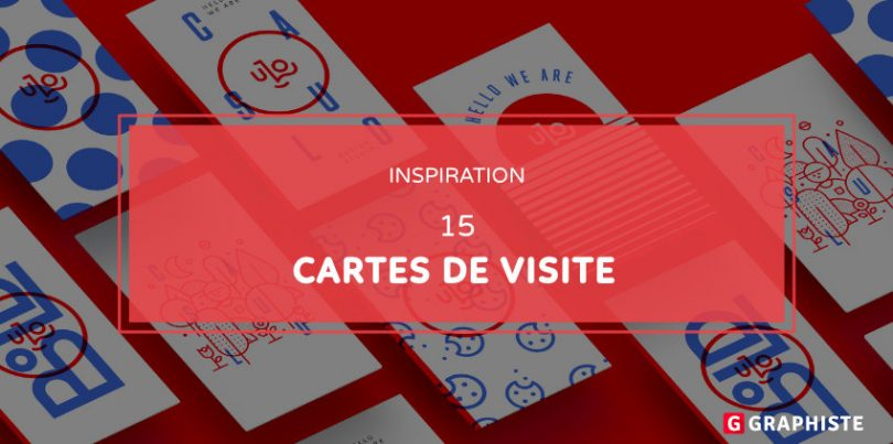 15 Cartes De Visite Au Design Original Et Unique