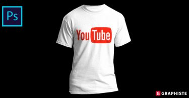 logo t shirt photoshop