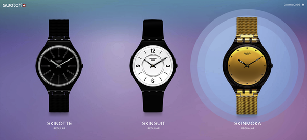 Swatch : wedesign color