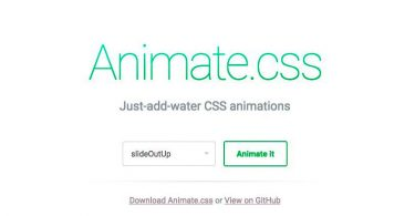 sites pour animations css