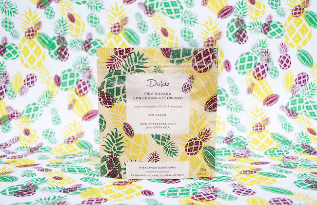 Packaging illustration Dulcis