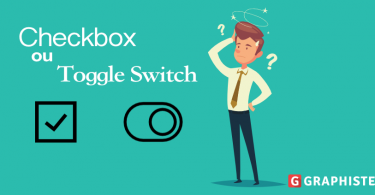 Questionnaire : checkbox ou toggle switch