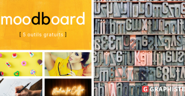 Outils gratuits mooboard