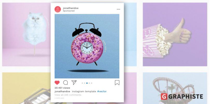 Inspiration feed instagram