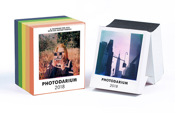 Calendrier photographie