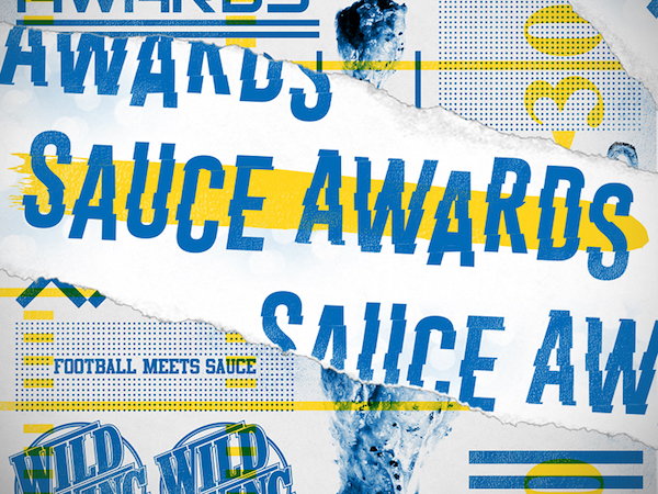 Collage sauce awards