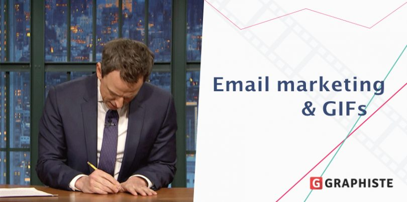 Email marketing GIFs