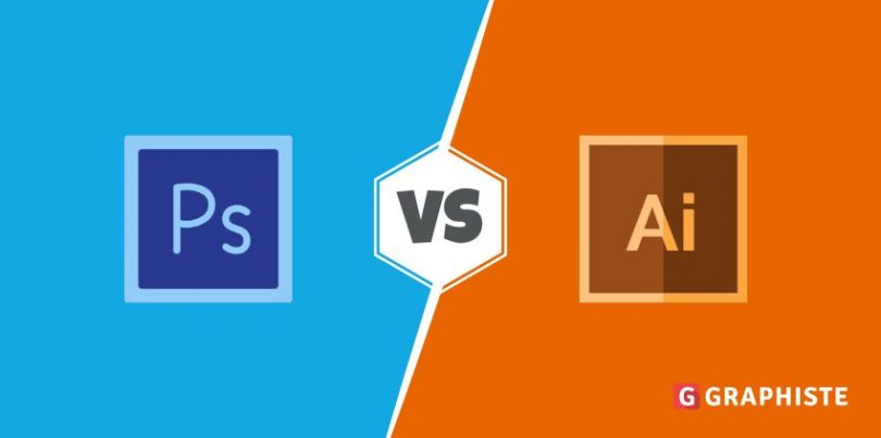 Photoshop Illustrator que choisir