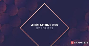 Animation CSS bordure