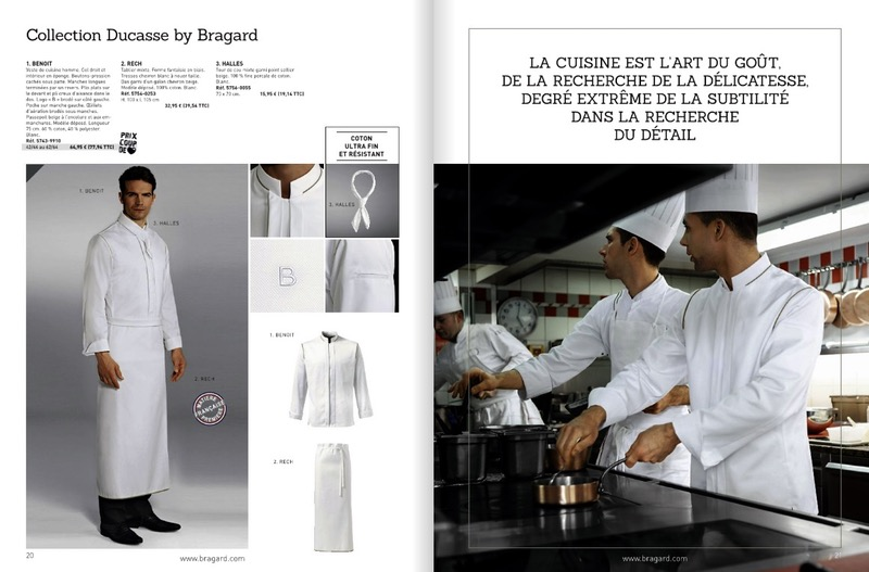 Mise en page de catalogue