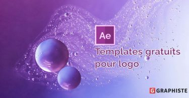 Templates gratuits After Effects logo