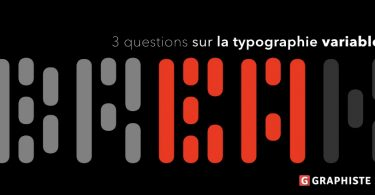 typographie variable