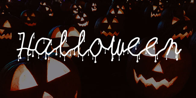 typographie halloween free gratuite pour graphiste freelance