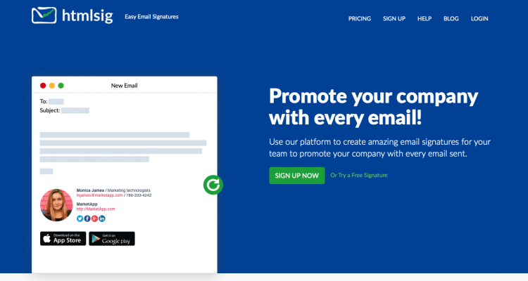 email signature outils