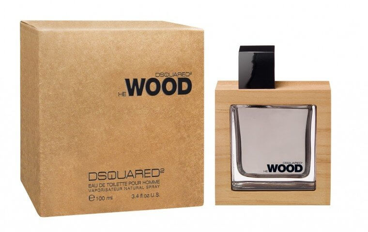 inspiration packaging parfum Dsquared2