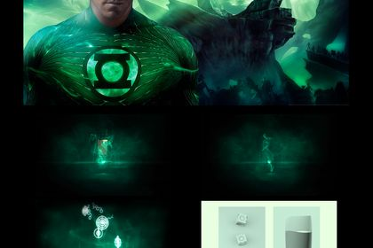 DC Comics, Green Lantern