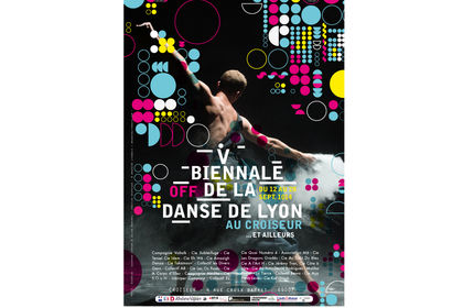 La biennale off de la danse de lyon