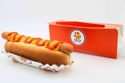 Identité visuelle - Packaging - MANHATTAN HOT DOG