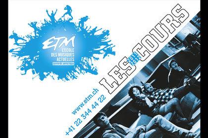 Brochure ETM Genève