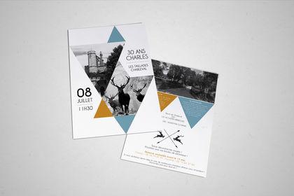 Invitation flyer