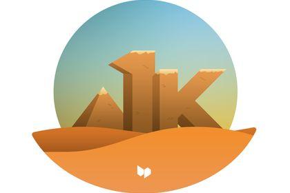 """Création """"1K"""""""