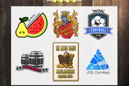 Logo - Exemples de logos