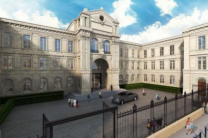 Visuel Architectural 3D - Casteja Bordeaux