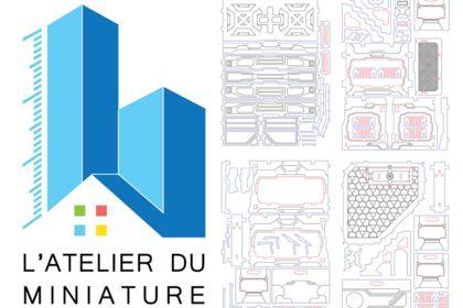 Logo + Création de plans pour découpe laser