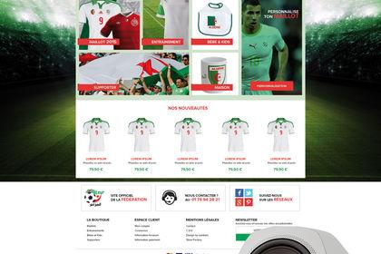 F.A.F (fédération algérienne de football)
