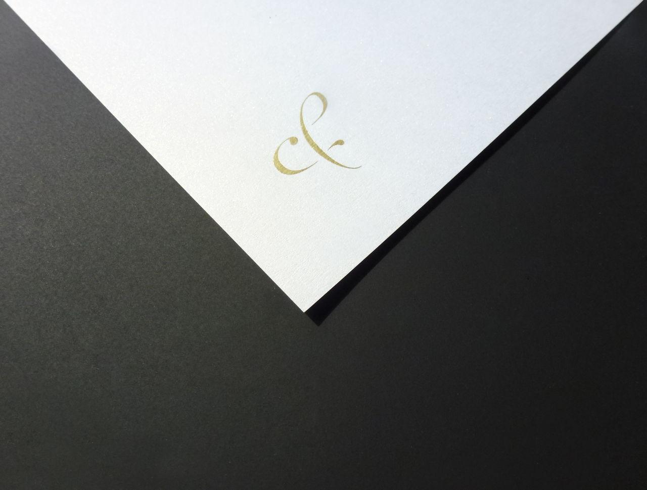 L'esperluette Monogramme