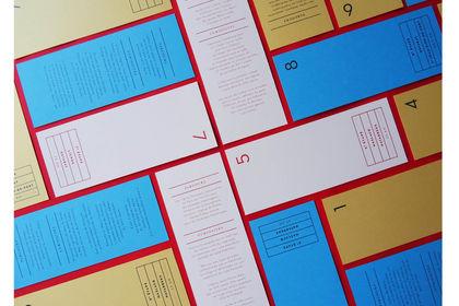 Projet complet dépliants fiches brochure