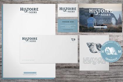 Histoire des Mers - conserveries normandes