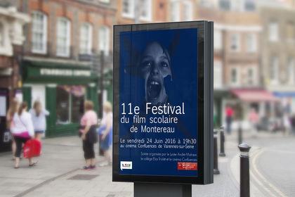11e festival du film scolaire de Montereau