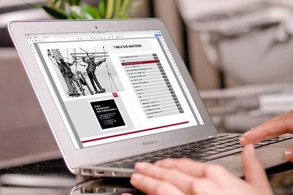 Catalogue Formation Web