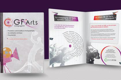 Livret 16 pages - Création