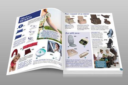 Mise en page - Catalogue Parapharmacie