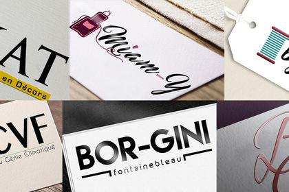 Logos - Créations