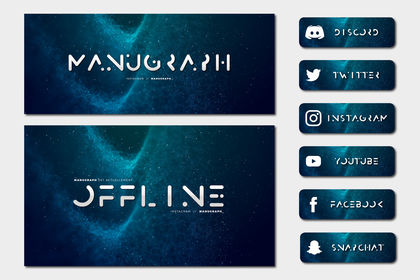 PACK TWITCH - MANUGRAPH