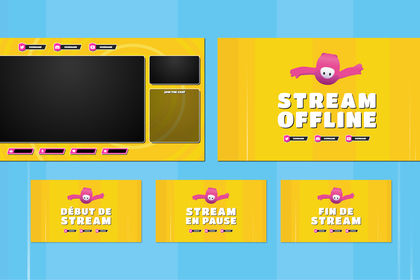 Stream Pack