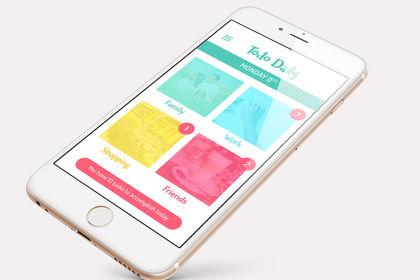 Todo Daily app #2
