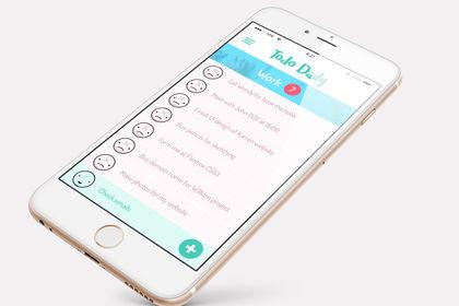 Todo Daily app #3