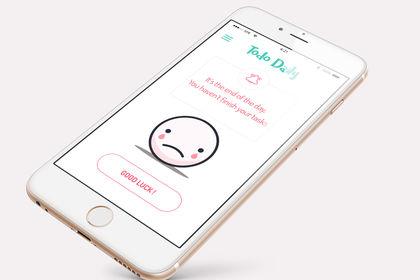 Todo Daily app #4