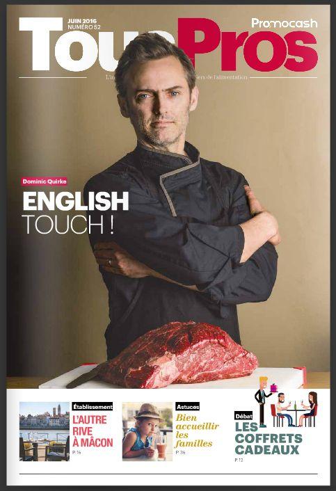 """Magazine """"TousPro"""" de l'enseigne """"Promocash"""""""