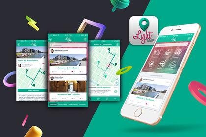 Application LightMap