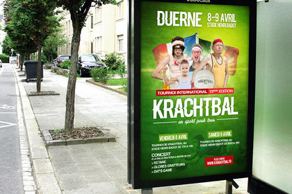 Tournoi international de Krachtbal