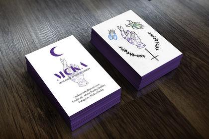 Moka - Carte de visite