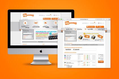 Webdesign Site e-commerce