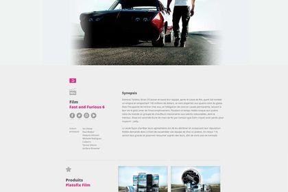 Conception de page web